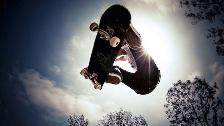 how to learn how to ride a skateboard