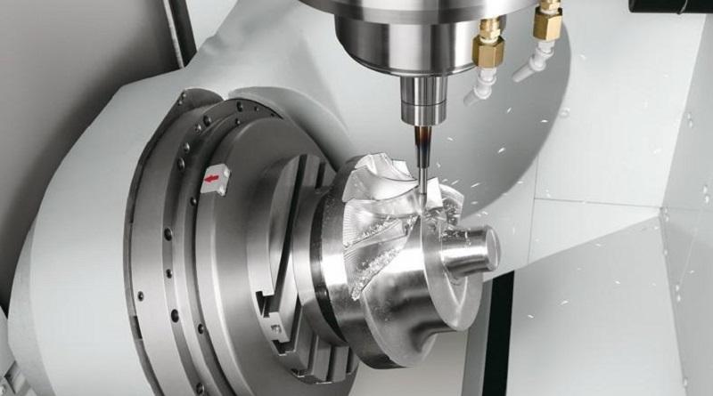 CNC Metal Machining 3