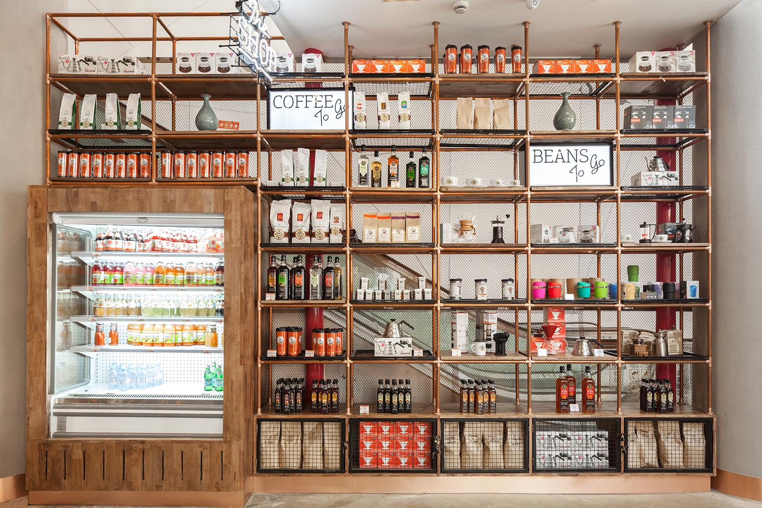 Workshop Shelving Units The Power Of Neat Product Display