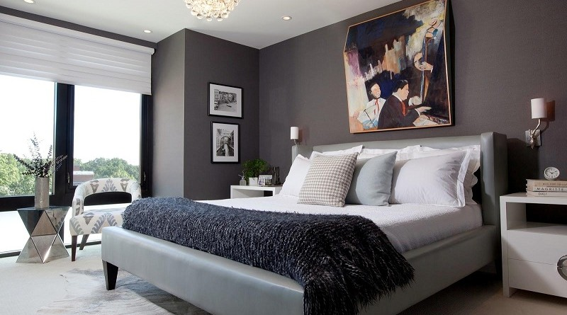 When Men Decorate: How I Created My Masculine Bedroom