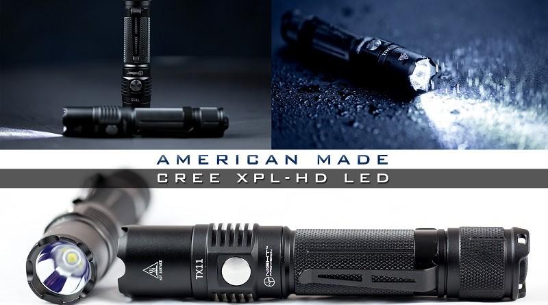 Cree Flashlight
