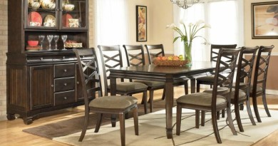 The Two Aspects That Unify a Dining Area