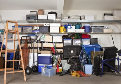 How to Clear the Clutter and Organize Your Garage
