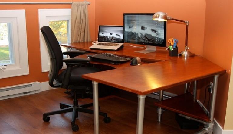 ergonomic computer setup