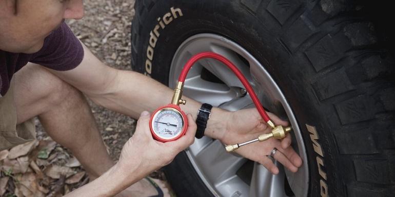 Tyre Deflators