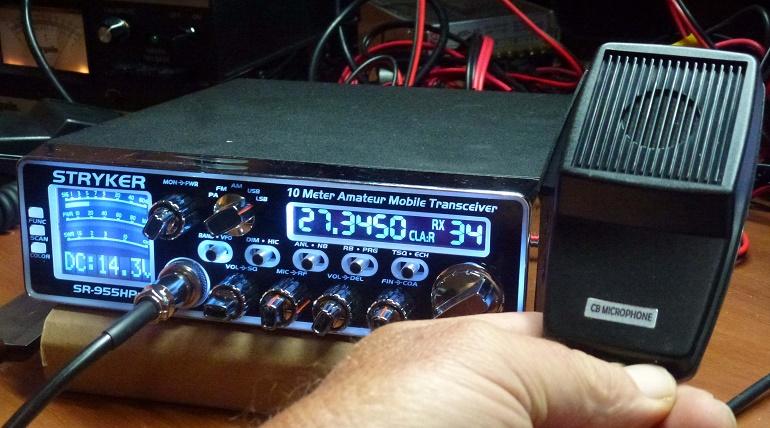 marine band CB radios