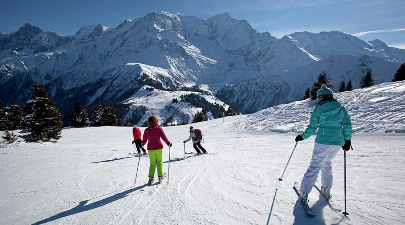 Dress for Success: How to Stay Warm & Dry when Skiing or Snowboarding