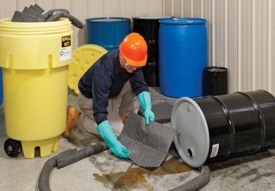 How to Pick the Right Spill Control Supplies