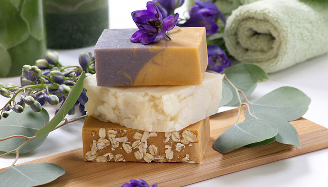 Think of the Skin: Use Natural Oil Soap