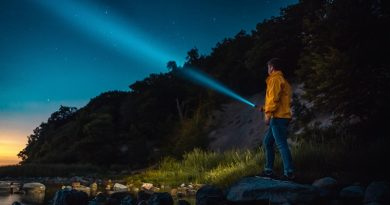 How to Decide on the Ideal LED Flashlight For You?