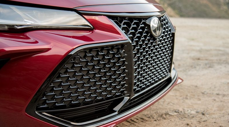 toyota car grilles