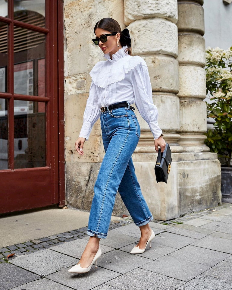 trouser jeans outfit