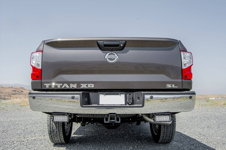 Nissan Titan LED Lights