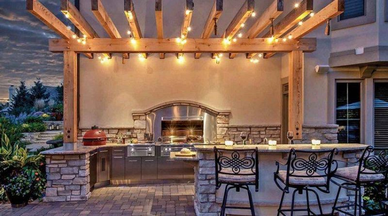 Custom Outdoor Kitchen: Leave Nothing to Chance