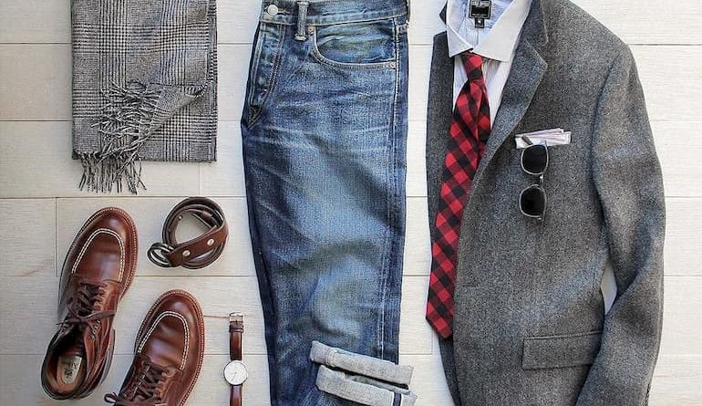 mens business outfit