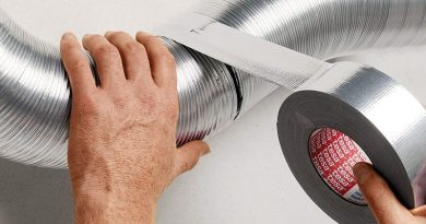 The Advantages and Applications of Aluminium Foil Tape