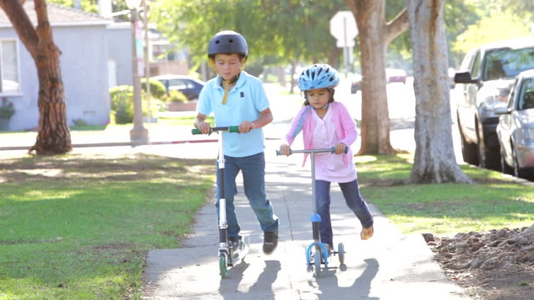 Childrens Riding Scooter Safety Guides