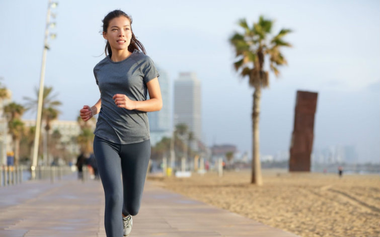 woman_running cold vitamins