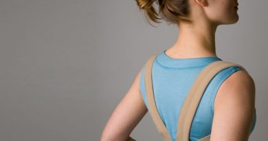 Shoulder Brace: Improve Sitting Posture & Reduce Body Aches