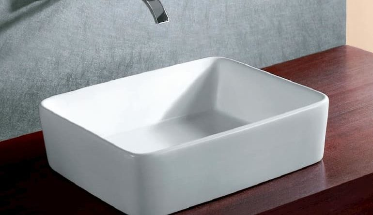 Above-Counter-Basin