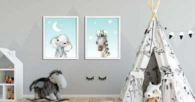 Nursery Posters: Add a Creative Touch to Your Baby's Nursery