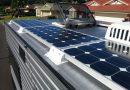 Solar Panels: Caravanning on Clean Energy