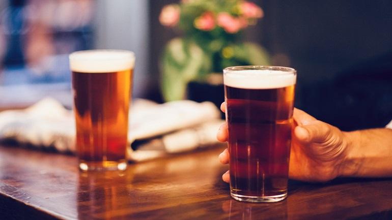 Homebrewed Beer
