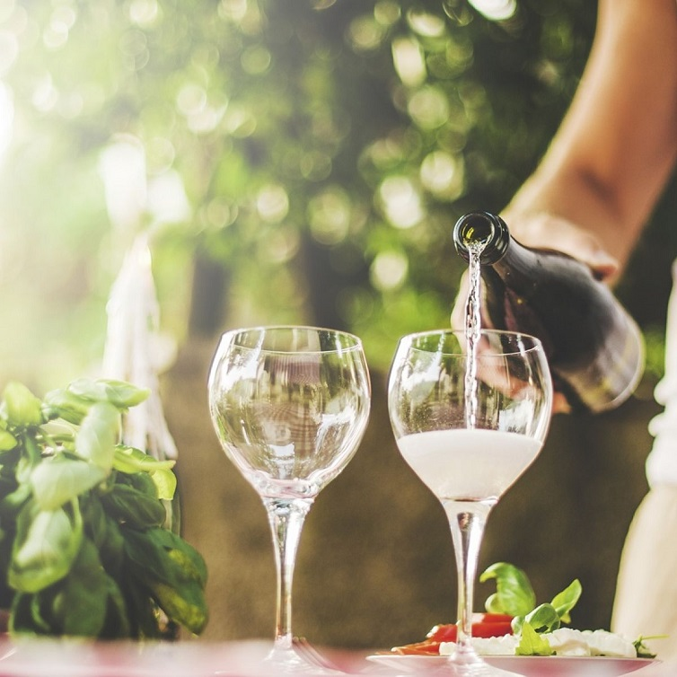 Organic Sparkling Wine