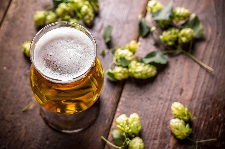 Hops for Beer