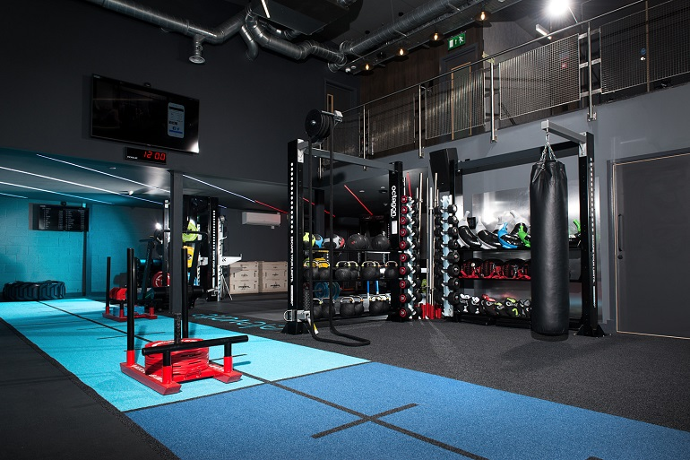 commercial fitness equipment for gym