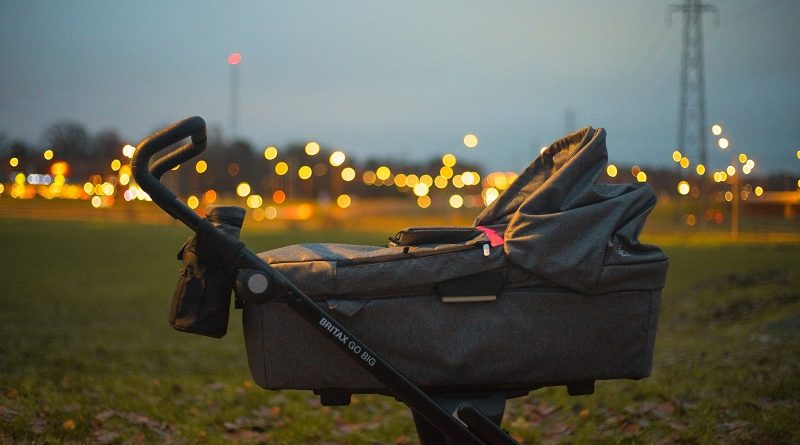 picture of a stroller pram